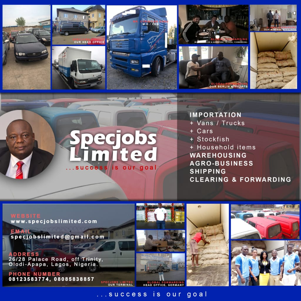 Specjobs Limited