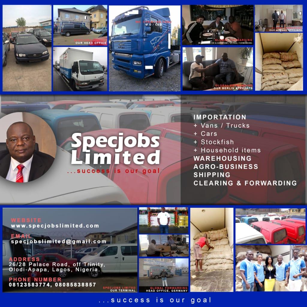 Specjobs Limited