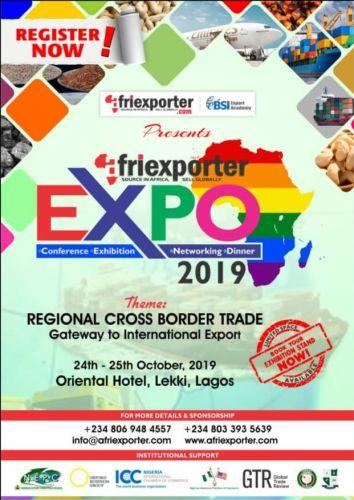 Afriexporter Expo